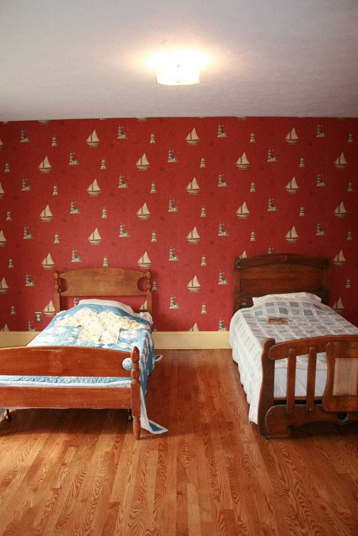 Bedroom - A Christmas Story House in Cleveland, Ohio