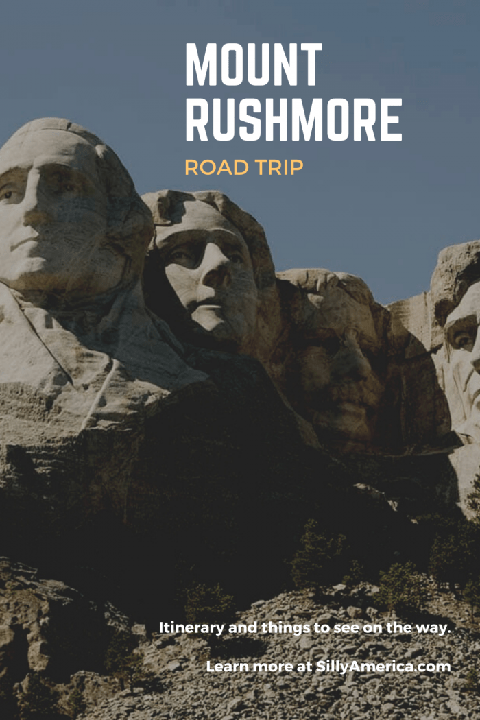 Planning a road trip to Mount Rushmore? My Mount Rushmore road trip itinerary from Chicago to South Dakota. Things to see on the way including Rapid City and Chief Crazy Horse Monument, and other roadside attractions.   #SouthDakotaRoadsideAttractions #SouthDakotaRoadsideAttraction #RoadsideAttractions #RoadsideAttraction #RoadTrip #SouthDakotaRoadTrip #SouthDakotaRoadTripMap #ThingsToDoInSouthDakota #SouthDakotaRoadTripItinerary #SouthDakotaRoadTripIdeas #MountRushmore