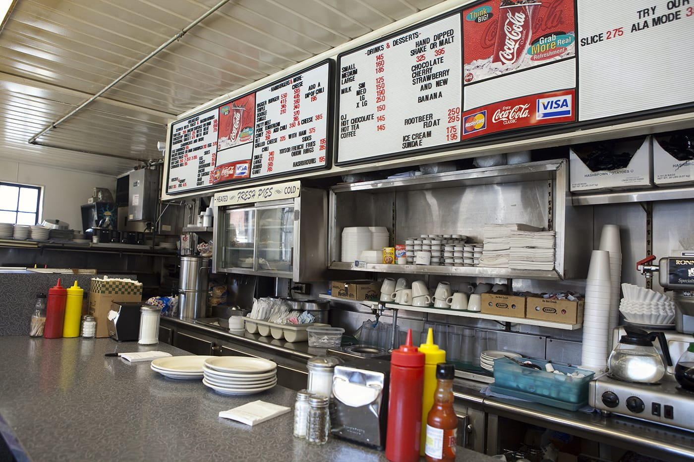 Town Topic Hamburgers in Kansas City, Missouri | Kansas City diner for a road trip stop for lunch or dinner.