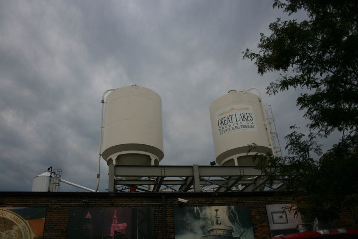 Great Lakes Brewing Company in Cleveland, Ohio