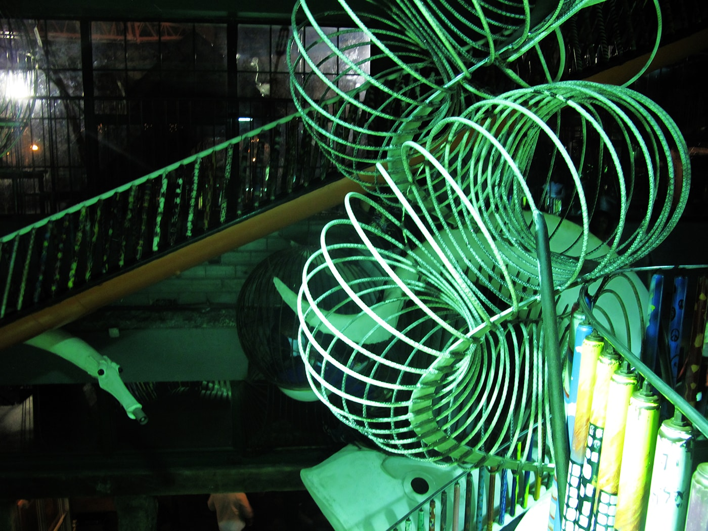 The City Museum in St. Louis, Missouri.