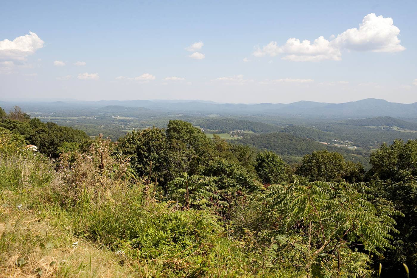 Scenic overlooks in Virginia - Virginia Road Trip