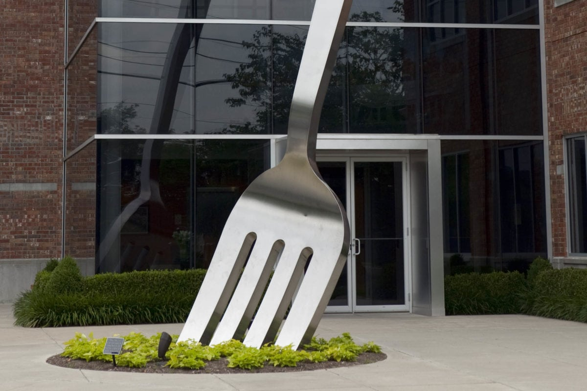 ? World's Largest Fork in Springfield, Missouri