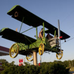 Crapduster airplane in Carthage, Missouri
