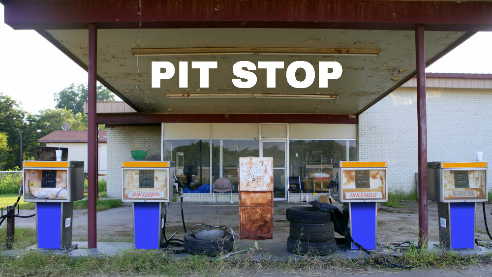 Pit Stop: May 25, 2012