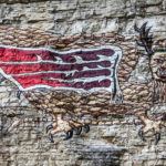 Legend of the Piasa Bird in Alton, Illinois