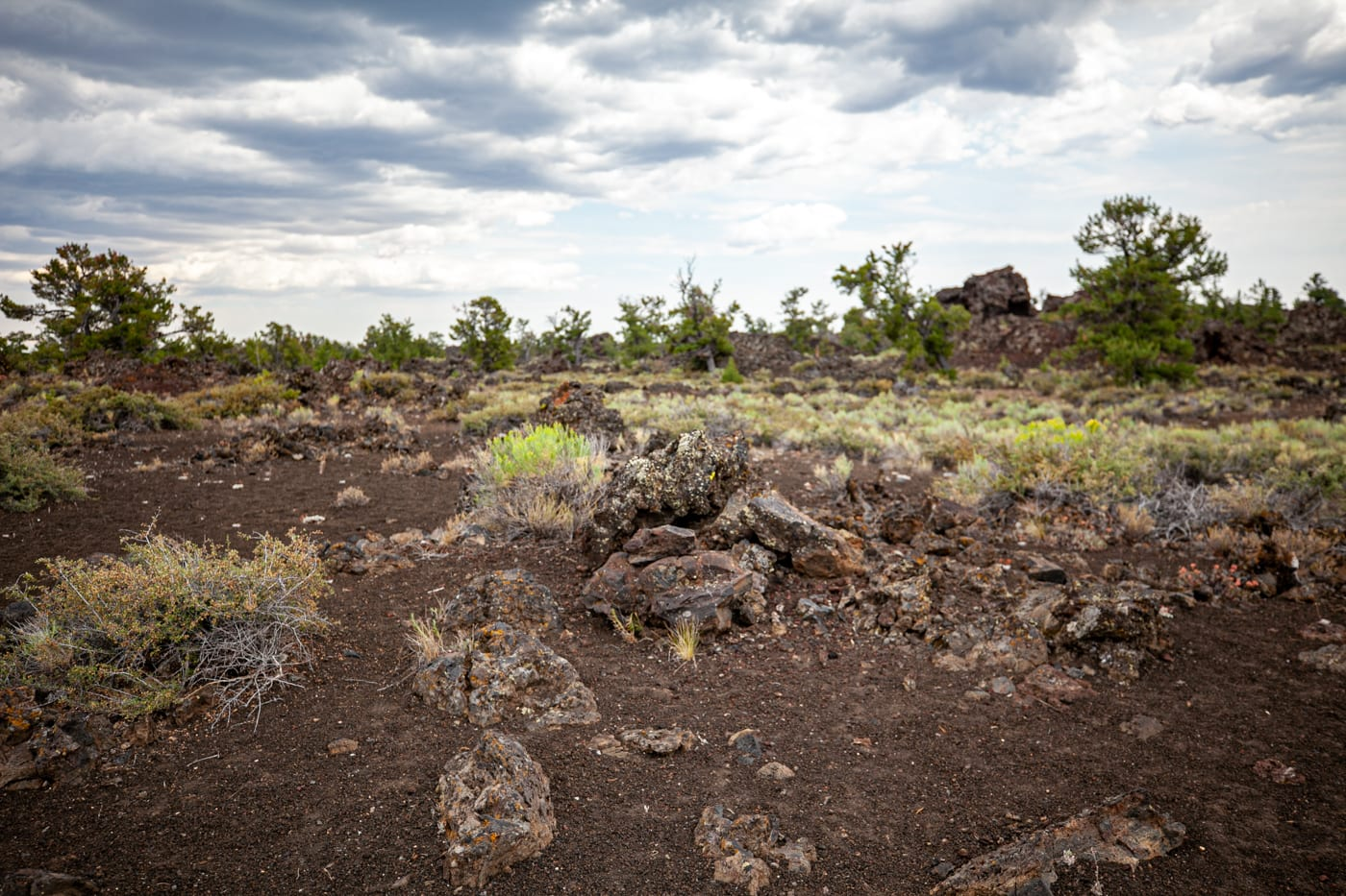 Craters of the Moon National Monument & Preserve in Idaho | Idaho Road Trip Stops