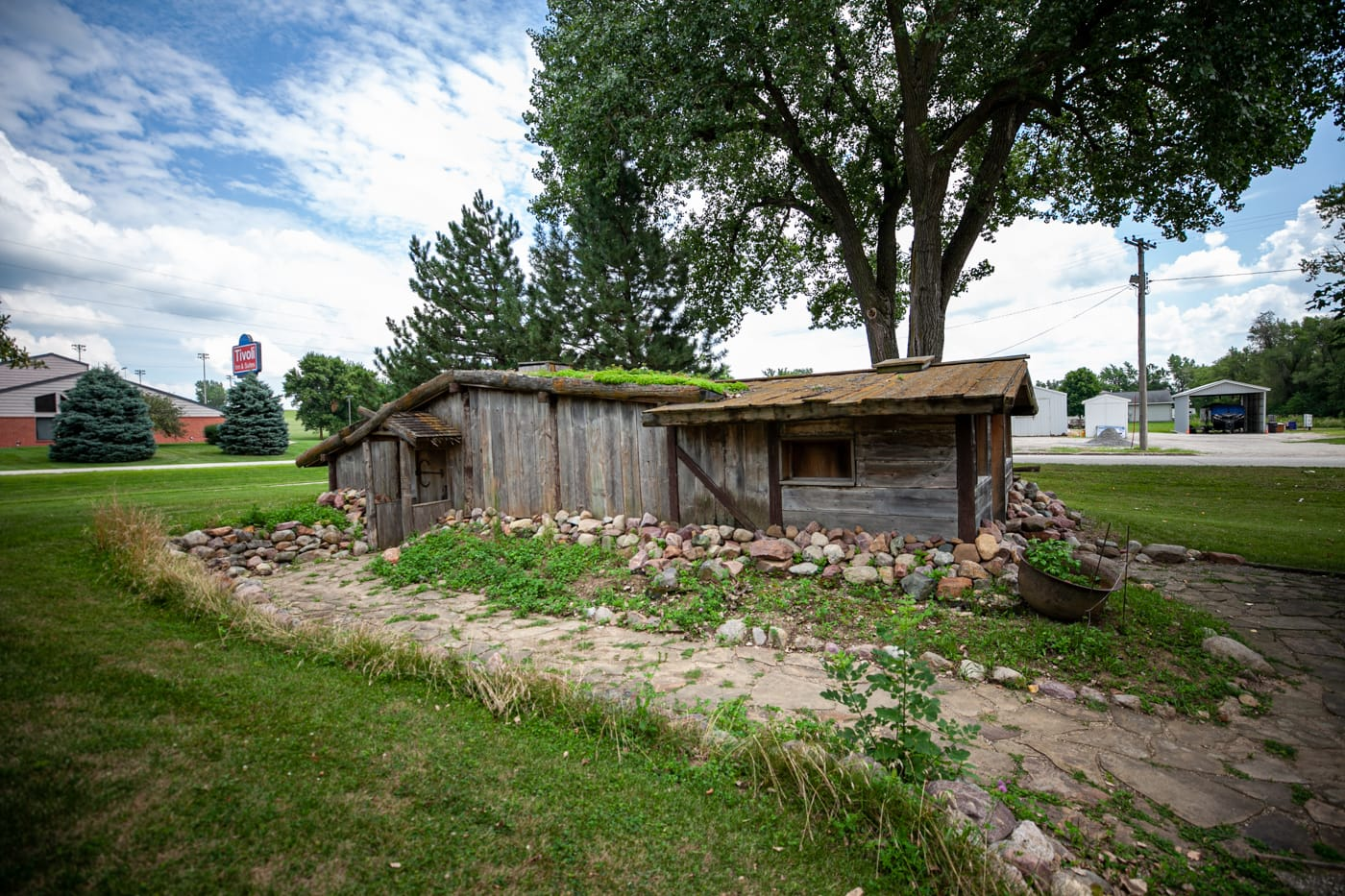 VikingHjem Viking House in Elk Horn, Iowa | Iowa Roadside Attractions