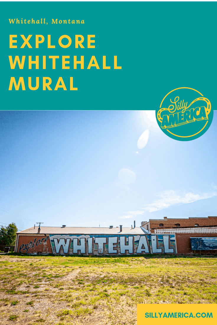 We didn't have much time to explore Whitehall itself, though we did jump out of the car to snap photos of the Explore Whitehall mural at Star Theatre. The colorful mural and outdoor street art makes the perfect instagram photo backdrop when visiting Whitehall. Check out this amazing and cool painting and get photography aesthetic inspiration for your travel photography. #Murals #StreetArt #OutdoorMural #PaintedMurals #amazingstreetart #coolstreetart #colorfulstreetart #MontanaTravel