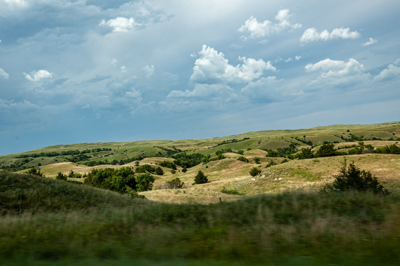 Driving the Nebraska Sandhills Journey Scenic Byway