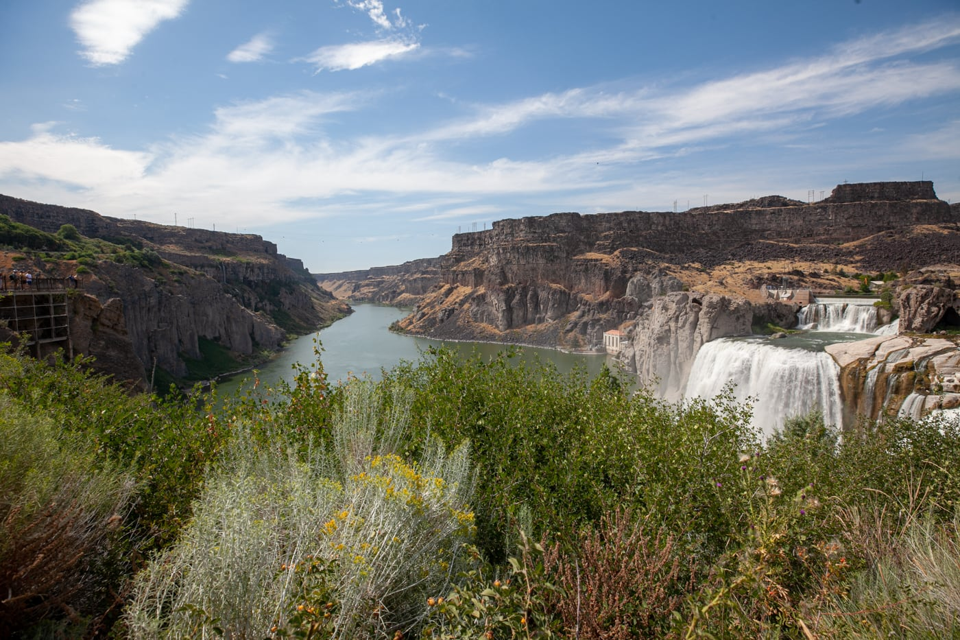 Shoshone Falls: the Niagara of the West in Twin Falls Idaho | Idaho Tourist Attractions