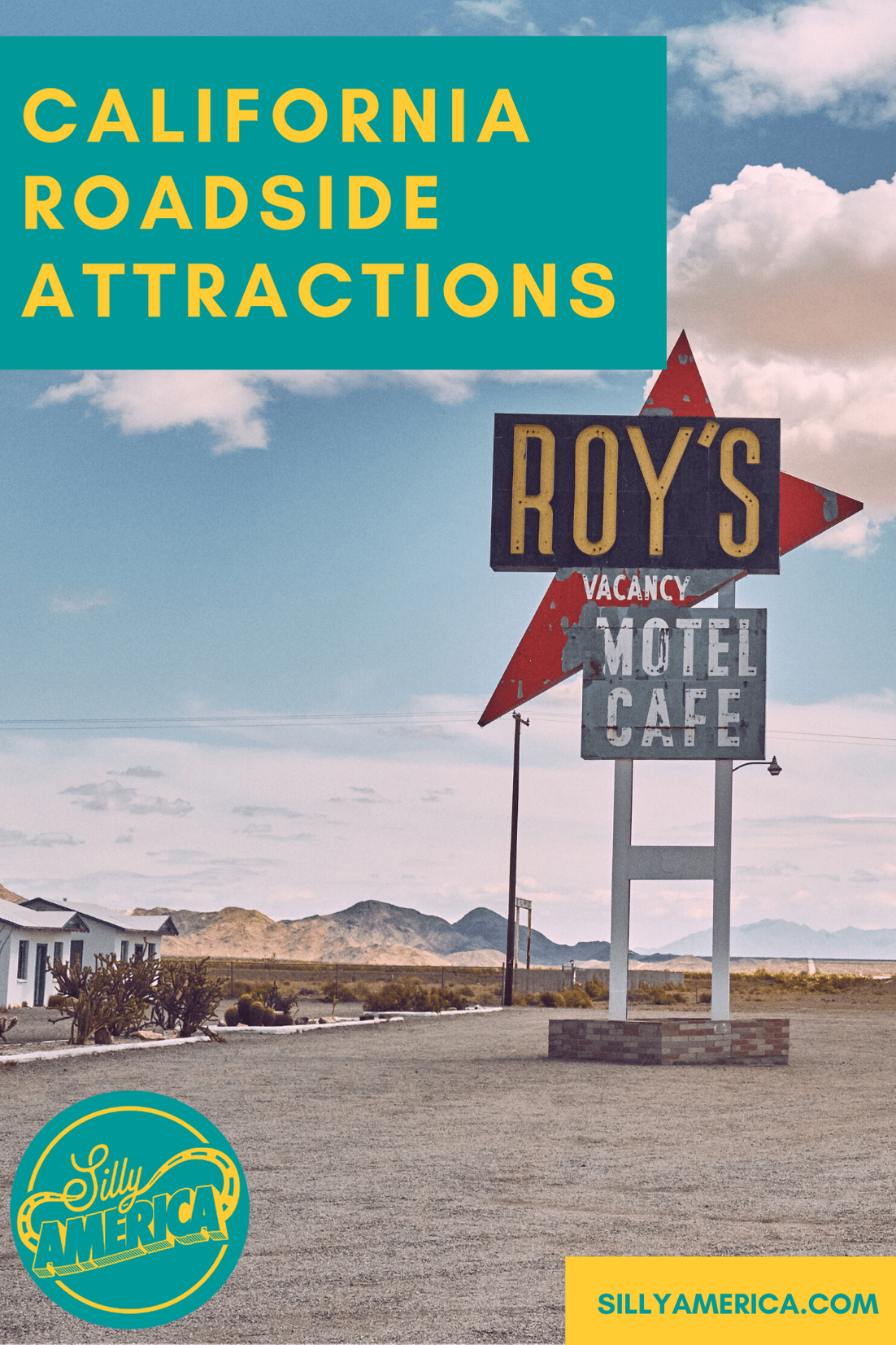 The best California roadside attractions to visit on a California road trip with kids or adults or a weekend getaway. Ideas for roadside oddities to add to your travel bucket list or itinerary! #California #CaliforniaRoadsideAttractions #CaliforniaRoadsideAttraction #RoadsideAttraction #RoadsideAttractions #RoadTrip #CaliforniaRoadTrip #CaliforniaRoadTripItinerary #CaliforniaRoadTripStops ##CaliforniaRoadTripIdeas #CaliforniaRoadTripMap #CaliforniaBudgetRoadTrip #WeirdRoadsideAttractions