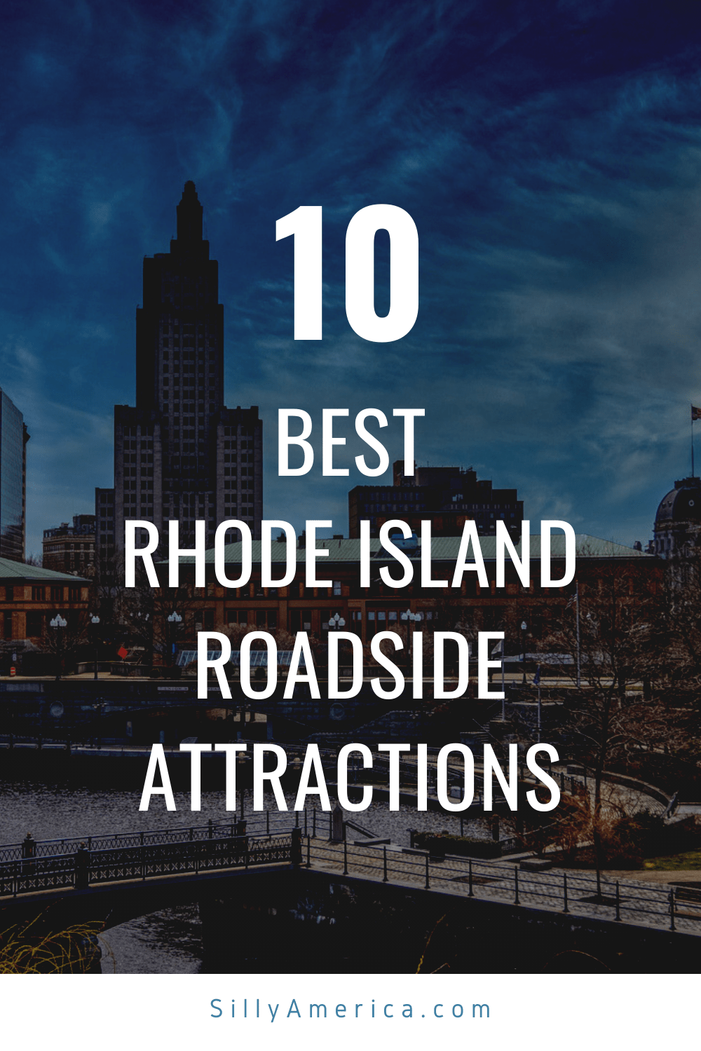 The best Rhode Island roadside attractions to visit on a Rhode Island road trip. Add these weird roadside oddities to your travel bucket list or itinerary and visit them when vacationing in Providence or Newport! #RhodeIslandRoadsideAttractions #RhodeIslandRoadsideAttraction #RoadsideAttractions #RoadsideAttraction #RoadTrip #RhodeIslandRoadTrip #WeirdRoadsideAttractions