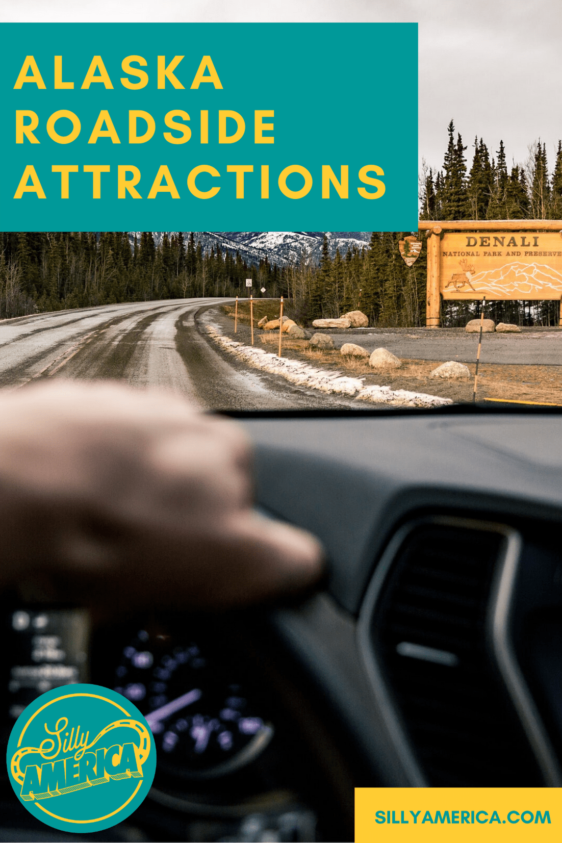 The best Alaska roadside attractions to visit on an Alaska road trip. Add these roadside oddities to your travel bucket list, itinerary, or route map! Fun road trip stops for kids or adults.  #AlaskaRoadTrip #AlaskaRoadTripMap #RoadTripMap #SummerRoadTrip #AlaskaSummer #AlaskaRoadTripItinerary #AlaskaItinerary #RoadTrip #RoadsideAttraction #RoadsideAttractions #AlaskaRoadsideAttractions #AlaskaRoadsideAttraction #AlaskaRoadTripStops