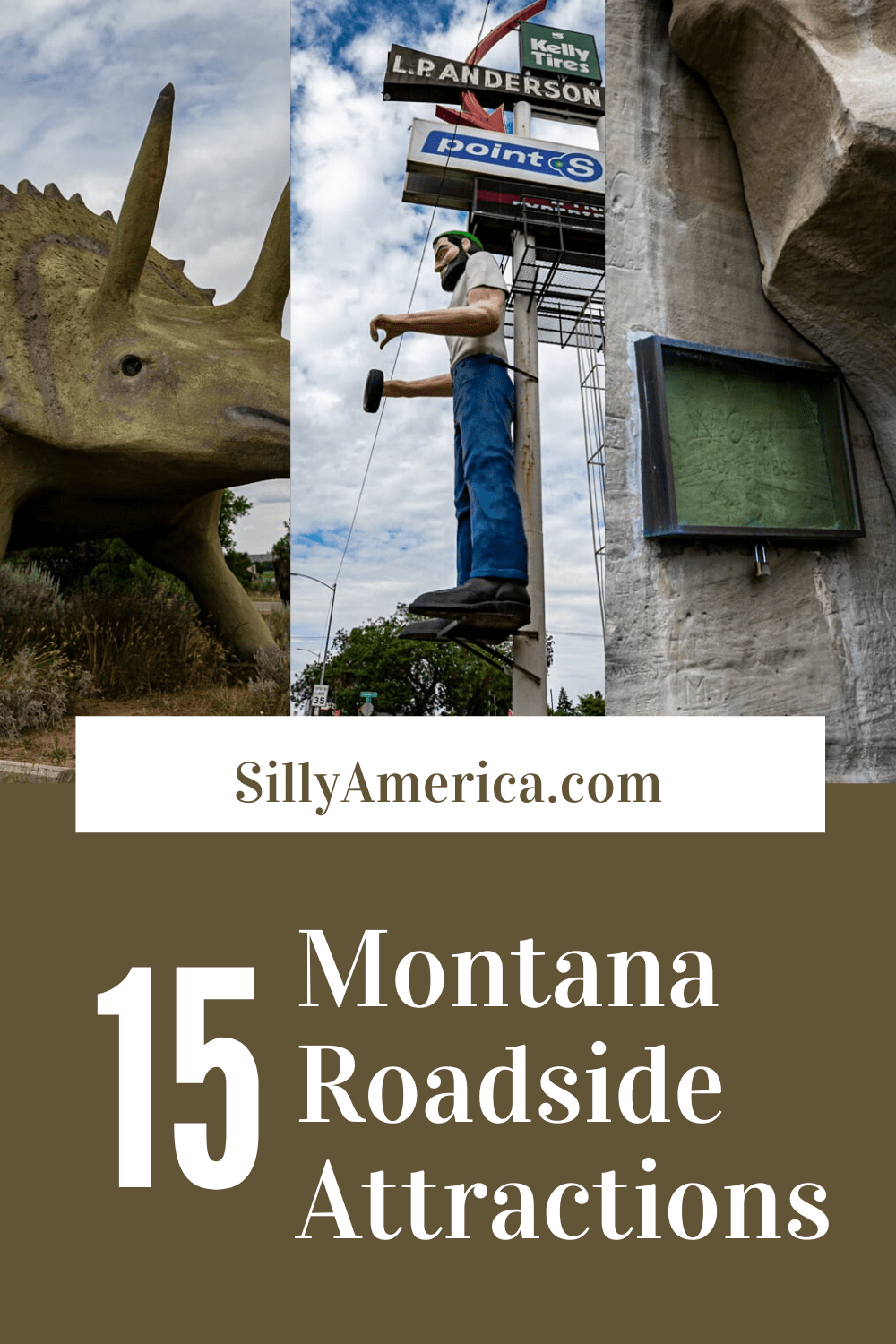 The best Montana roadside attractions to visit on a Montana road trip. Add these roadside oddities to your travel bucket list, itinerary, or route map! #MontanaRoadsideAttractions #MontanaRoadsideAttraction #RoadsideAttractions #RoadsideAttraction #RoadTrip #MontanaRoadTrip #MontanaRoadTripMap #MontanaRoadTripItinerary #MontanaRoadTripBucketLists #MontanaBucketList #MontanaRoadTripIdeas #MontanaWinterRoadTrip #MontanaRoadTripWithKids #MontanaRoadWithKids