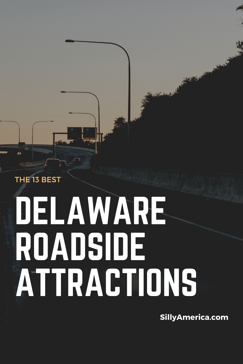 The best Delaware roadside attractions to visit on a Delaware road trip. Add these roadside oddities to your travel bucket list, itinerary, or route map! Fun road trip stops for kids or adults! #DelawareRoadsideAttractions #DelawareRoadsideAttraction #RoadsideAttractions #RoadsideAttraction #DelawareRoadTrip #DelawareRoadTripItinerary #RoadTrip #WeirdRoadsideAttractions