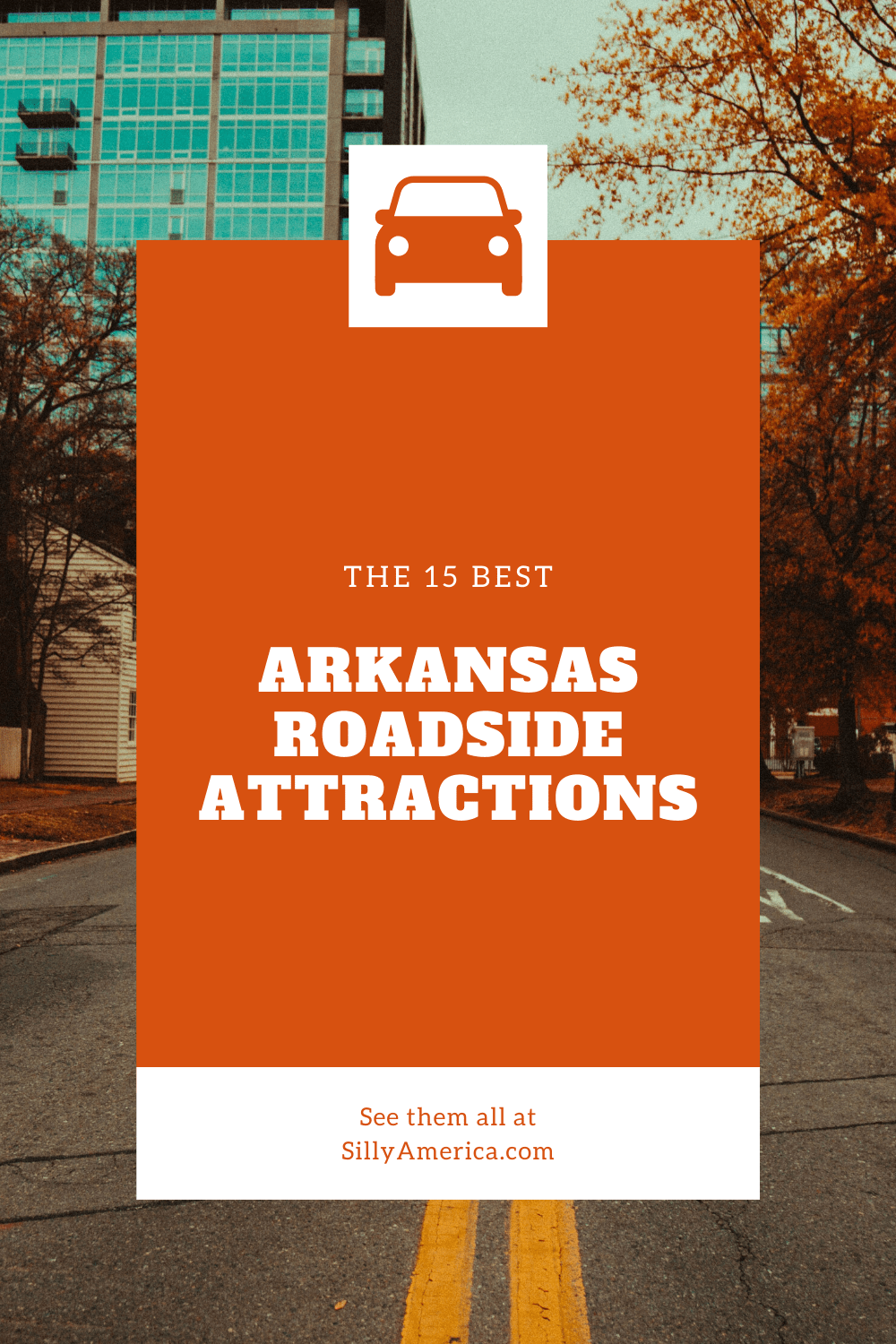 The best Arkansas roadside attractions to visit on an Arkansas road trip with kids or adults. Add these roadside oddities and road trip stops to your travel bucket list, itinerary, or vacation route map! #ArkansasRoadsideAttractions #ArkansasRoadTrip #ArkansasTravel #BeautifulPlacesinArkansas #ArkansasBucketLists #ArkansasWithKids #WeirdRoadsideAttractions