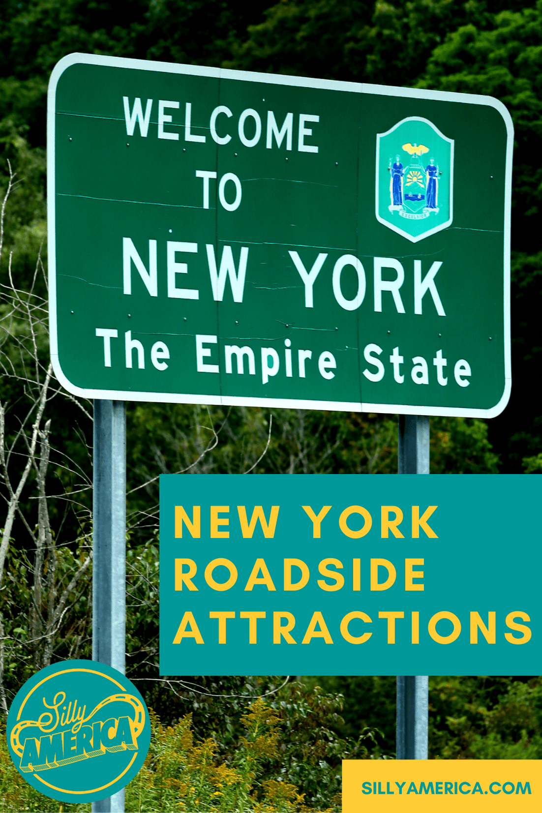 The best New York roadside attractions to visit on a New York road trip. Add these roadside oddities to your travel bucket list, itinerary, or route map! Visit these weird roadside attractions on a New York state road trip with kids or adults. #NewYorkRoadsideAttractions #NewYorkRoadsideAttraction #RoadsideAttractions #RoadsideAttraction #RoadTrip #NewYorkRoadTrip #NewYorkRoadTripBucketLists #NewYorkBucketLists #UpstateNewYorkRoadTrip #ThingsToDoInNewYork #NewYorkRoadTripWithKids