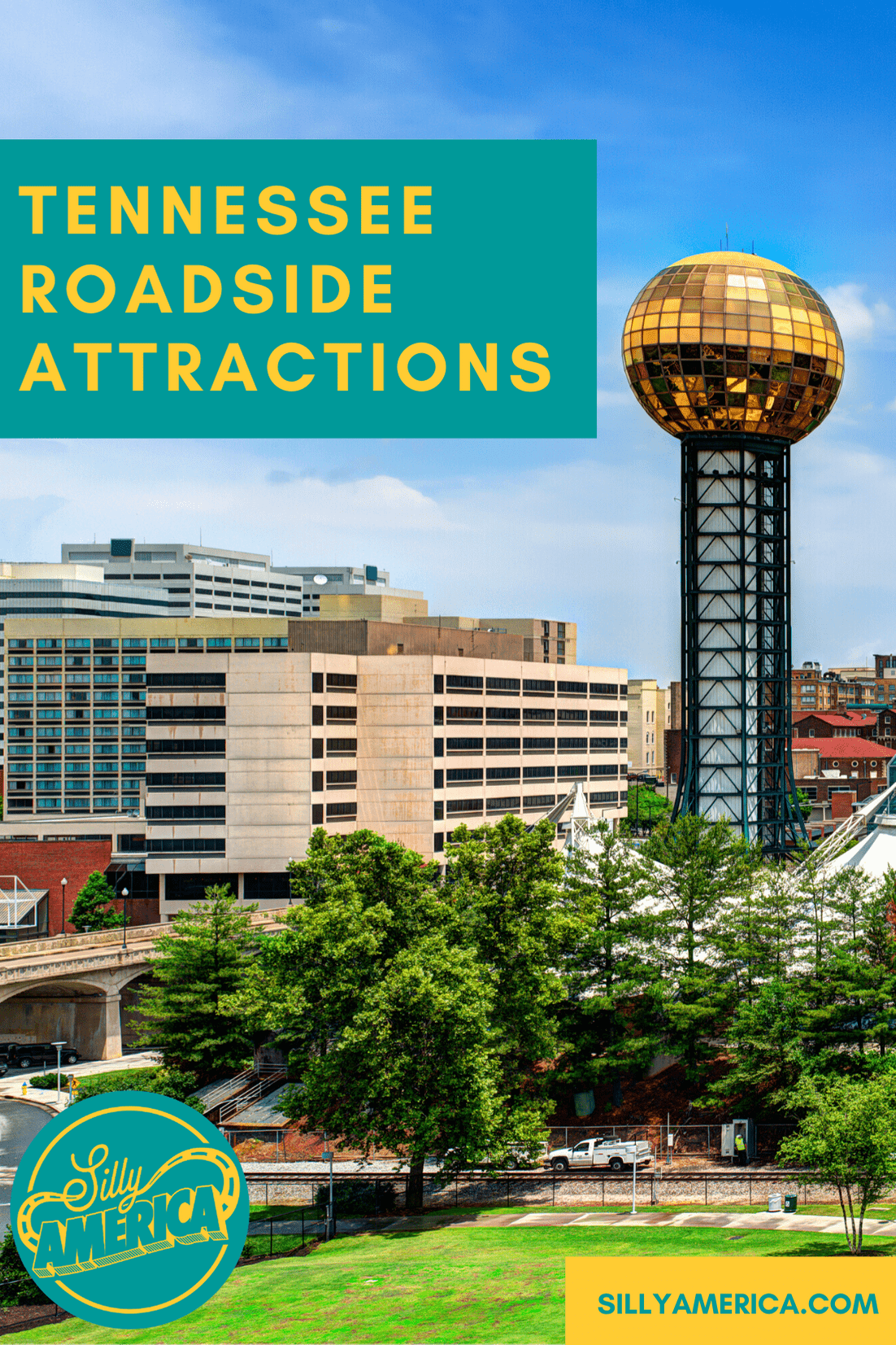 The best Tennessee roadside attractions to visit on a Tennessee road trip. Add these roadside oddities to your travel bucket list, itinerary, or route map! Weird roadside attractions and road trip stops for kids or adults. #TennesseeRoadsideAttractions #TennesseeRoadsideAttraction #RoadsideAttractions #RoadsideAttraction #RoadTrip #TennesseeRoadTrip #TennesseeRoadTripMap #TennesseeRoadTripBucketLists #TennesseeBucketList #ThingsToDoInTennessee #TennesseeRoadTripWithKids #TennesseeRoadTripIdeas