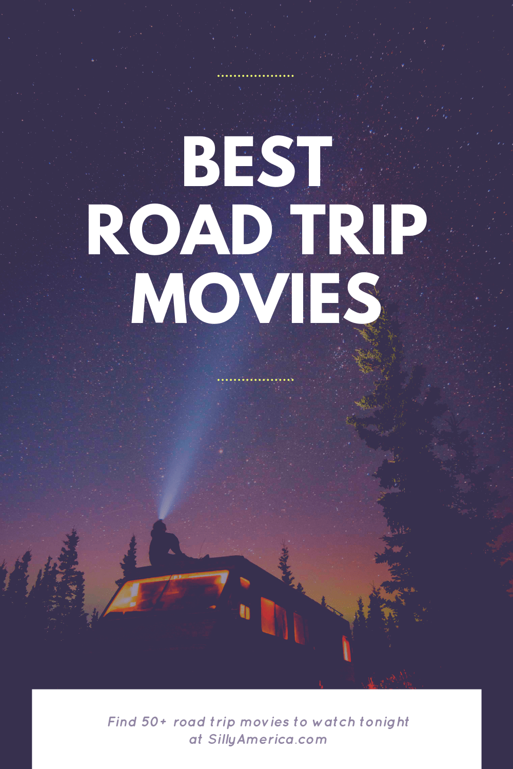 Who doesn't love a good road trip movie? Movies that capture the thrill, the fun, and, yes, sometimes the dangers of hitting the open road. Here are some of the best road trip movies to watch tonight, films that epitomize car travel. You'll find something for everyone: comedies, dramas, family-friendly, horror, classics, and more. Ready to watch? I'll make the popcorn! #RoadTrip #RoadTrips #RoadTripMovies #Movies #RoadTripInspiration