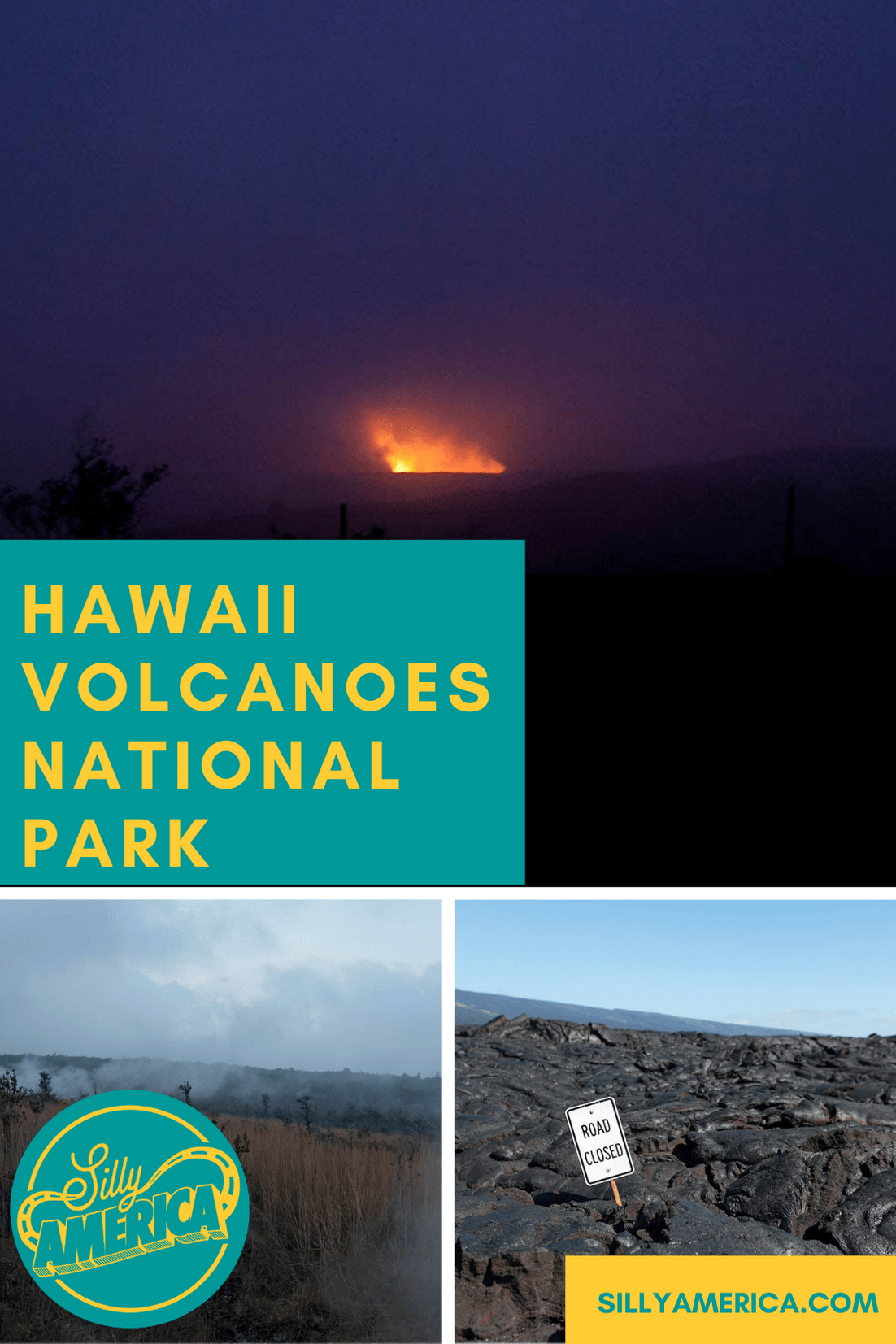 What to see at Hawaii Volcanoes National Park on the Big Island, including two of the world's most active volcanoes: Kīlauea and Mauna Loa. A must-see stop on a Big Island road trip in Hawaii. #HawaiiRoadsideAttractions #HawaiiRoadsideAttraction #RoadsideAttractions #RoadsideAttraction #RoadTrip #HawaiiRoadTrip #HawaiiBucketLists #BigIsland #HawaiiRoadTripMap #HawaiiRoadTripItinerary #HawaiiRoadTripBucketList