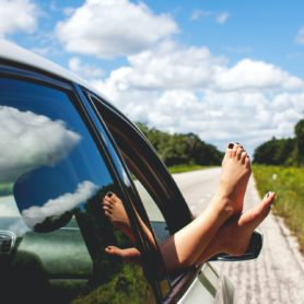 100 Fun Road Trip Questions for Long Car Rides