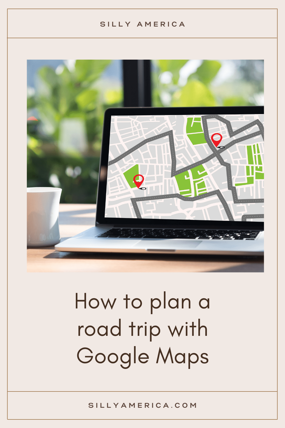 The best method for how to plan a road trip with Google Maps and spreadsheets to plot your road trip route and get directions on your phone. Planning a road trip in Google Maps is easy, allows you to creatively see all your stops, and you can load your road trip map on your phone for easy directions. It's road trip planning made easy! #RoadTripPlanning #RoadTripPlanningTips #RoadTripPlanningMap #RoadTripPlanningList #RoadTripPlanningApp #RoadTripRoute #PlanARoadTrip #GoogleMaps