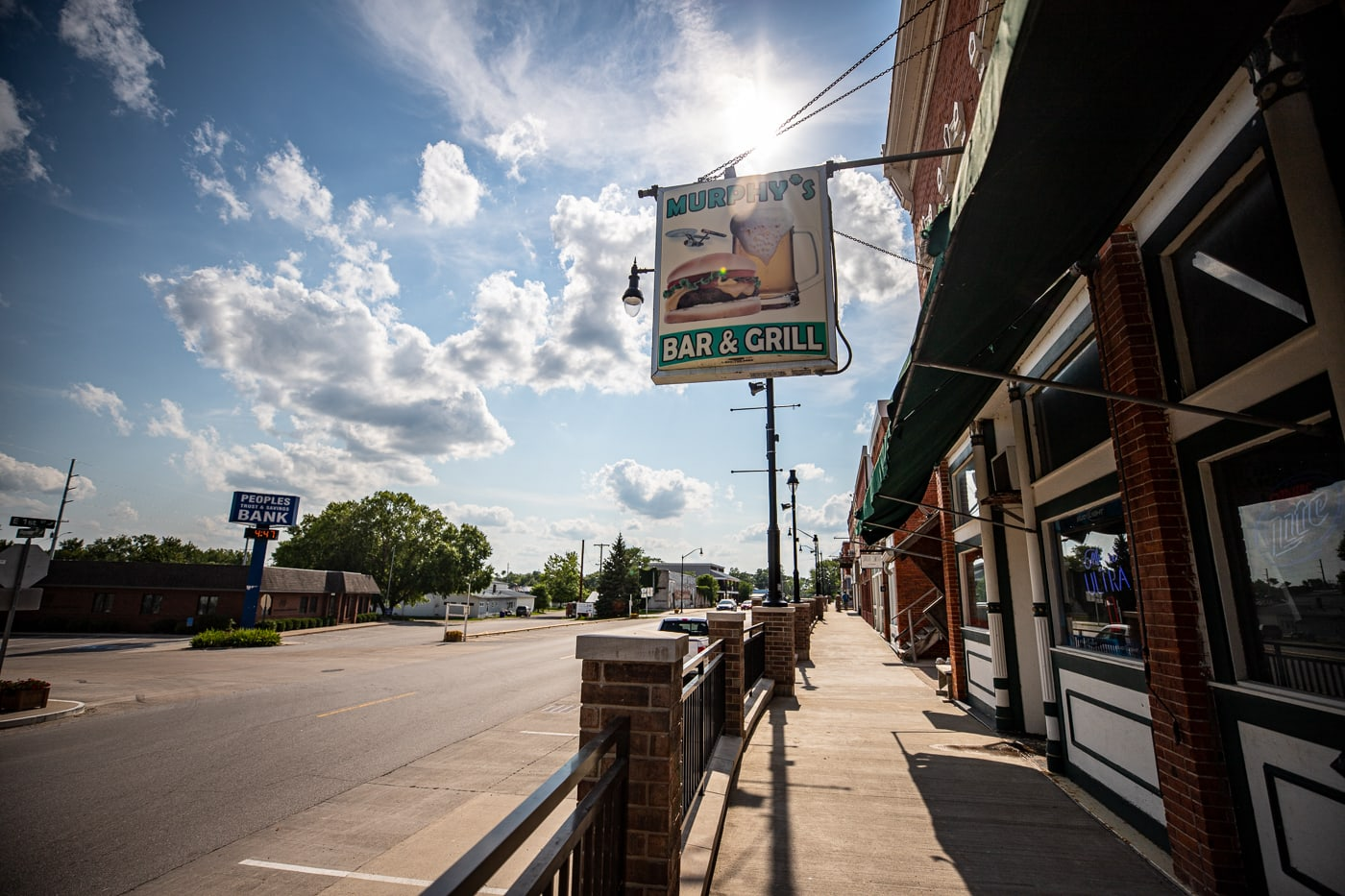 Murphy's Bar and Grill in Riverside, Iowa
